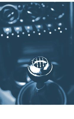 Vehicle gear shift